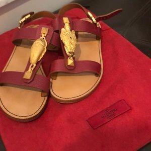 Beautiful Valentino sandals size 37